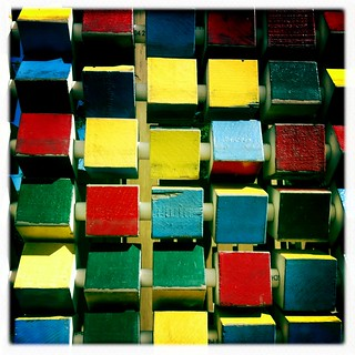 Playground Blocks | by Steve Snodgrass
