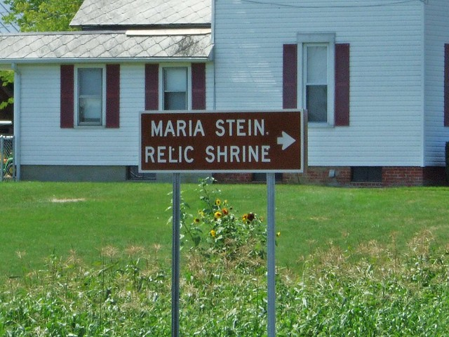 Shrine of the Holy Relics, Maria Stein, OH
