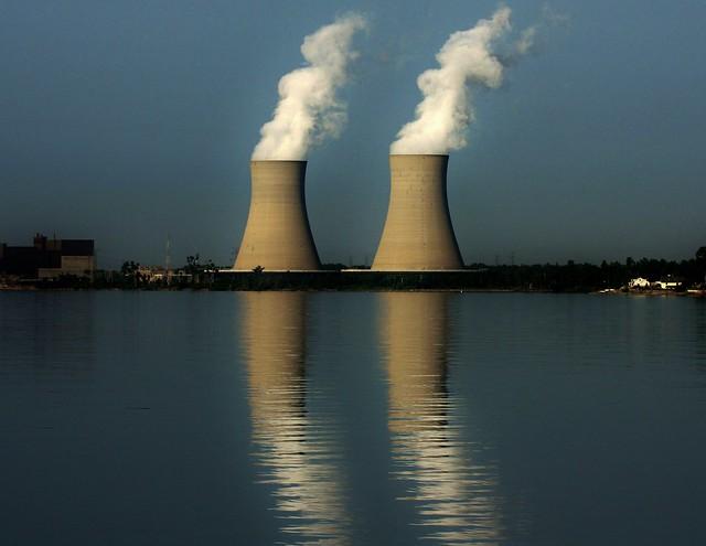 Fermi Nuclear Plant