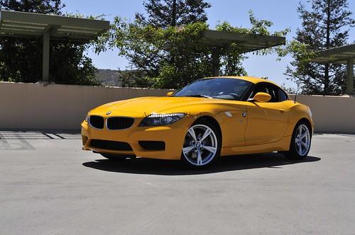 2012-BMW-Z4-sDrive28i...005 Photo