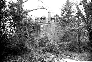 Galloway Mansion 1974 | by joespake
