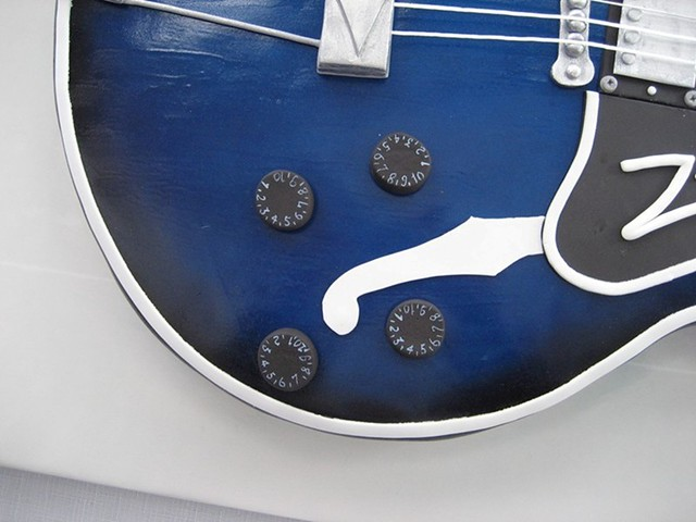 Gibson Guitar knobs