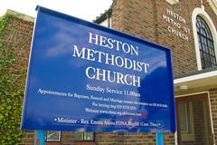 Heston Methodist Church