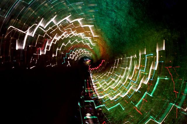 The Matrix Tunnel...