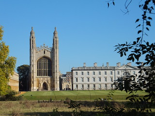 Kings College - Cambridge | by foshie