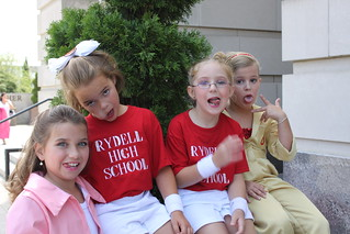 OT finals night 2011, silly girls | by misscapitalcitypageant