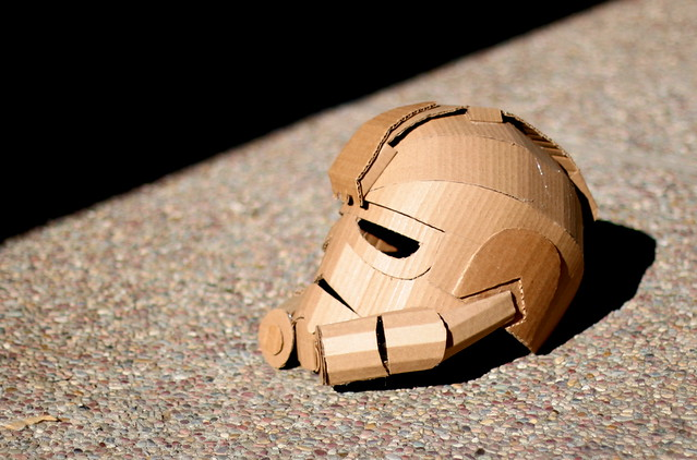 Star Wars AT-AT Driver Helmet, unpainted