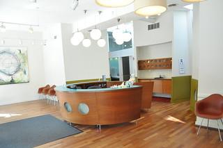 Circular Reception Desk | by ASMD2011