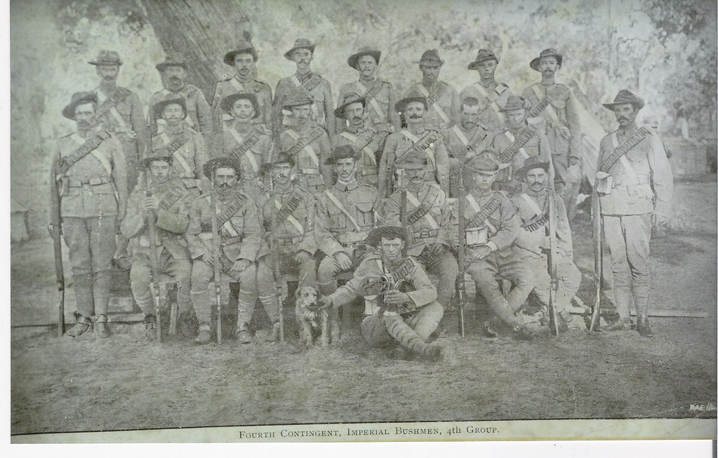 Western Australian Bushmen