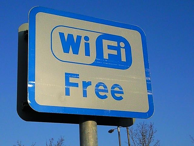 Wifi gratis: así da gusto