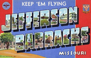 Keep 'em Flying Jefferson Barracks, Missouri | by dbostrom