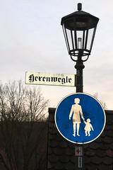 Bietigheim-Bissingen Germany Hexenwegle 'Witch Path' 'Lens Nikon 16-85mm f/3.5-5.6G ED VR DX AF-S Nikkor'