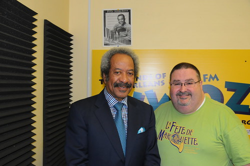 Allen Toussaint and John Gros