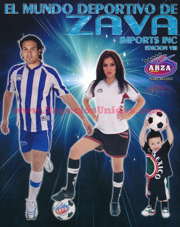 8daf004349adb ... 670 Zava Ropa Deportiva para Damas Caballeros y Niños Pelotas y  Accesorios de Futbol Descuentos y