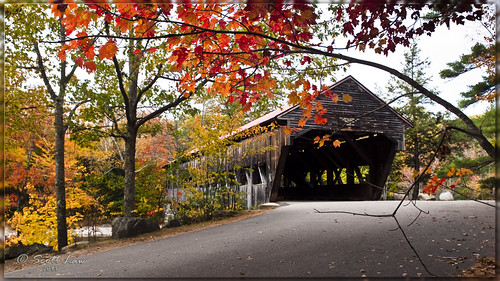 Albany New Hampshire Covered Bridge | by Just Used Pixels