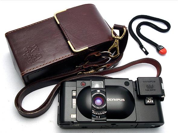 オリンパス XA4 ズイコー 28mm F3.5