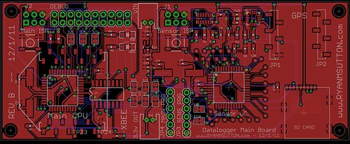 DataLogger-BRD-RevB | by suttonr