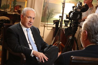 Prime Minister Netanyahu Interview with CNN's Wolf Blitzer | by IsraelinUSA