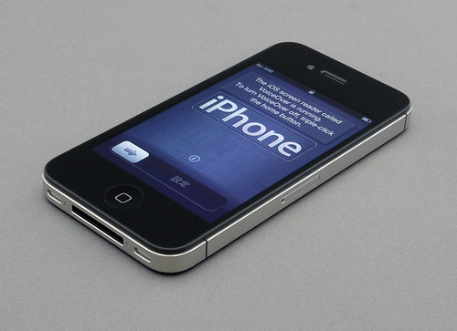 iPhone 4S unboxing 17-10-11 | by Brett Jordan