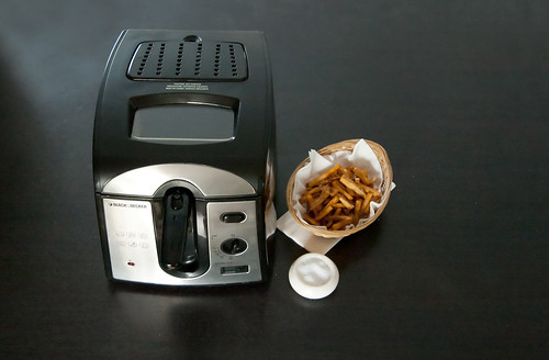 Deep Fryer | by Isabelle @ Crumb
