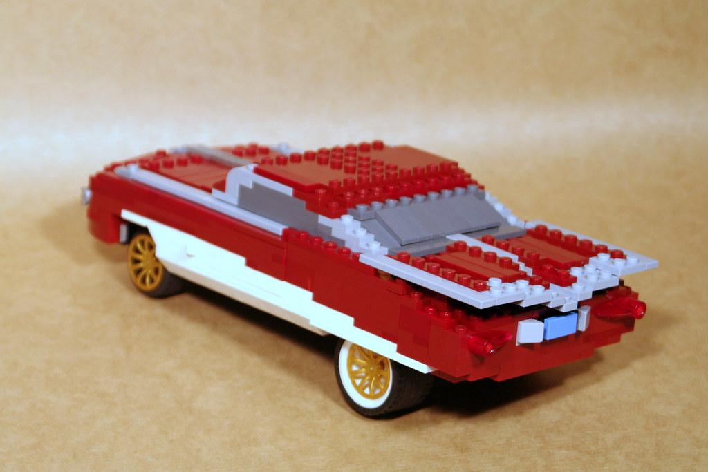 Dark Red Ramone Disney Pixar Cars Movie Character Flickr