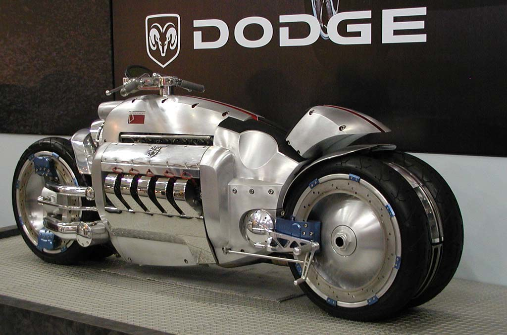Dodge Tomahawk For Sale >> Dodge Tomahawk Motorcycle The Tomahawk Was A Dodge Non Str Flickr