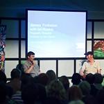 James Yorkston with Ian Rankin | Ian Rankin chats with musician James Yorkston