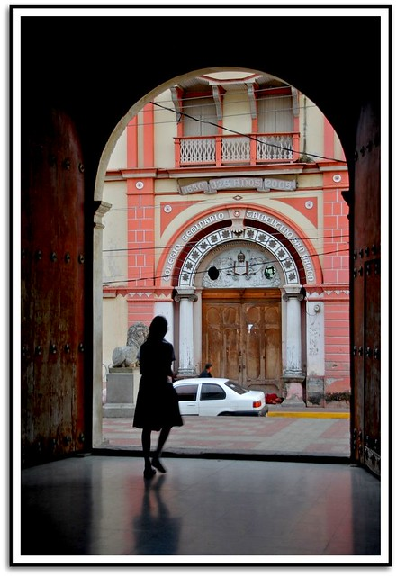 Leon...the Cathedral, Nicaragua...Sept/11