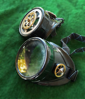 Simple Steampunk Goggles | by sundogrr