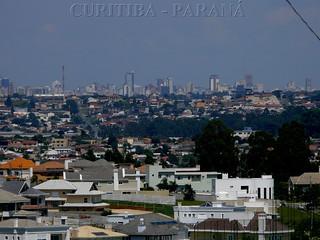 Cidade de Curitiba - Paraná - Brasil by Augusto Janiscki JUnior