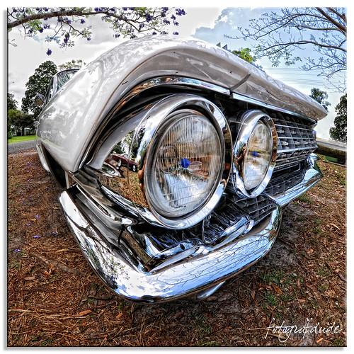 chevrolet car reflections nikon wideangle grill fisheye chrome headlight d90 bumperbar mygearandme samyang85 fotografdude