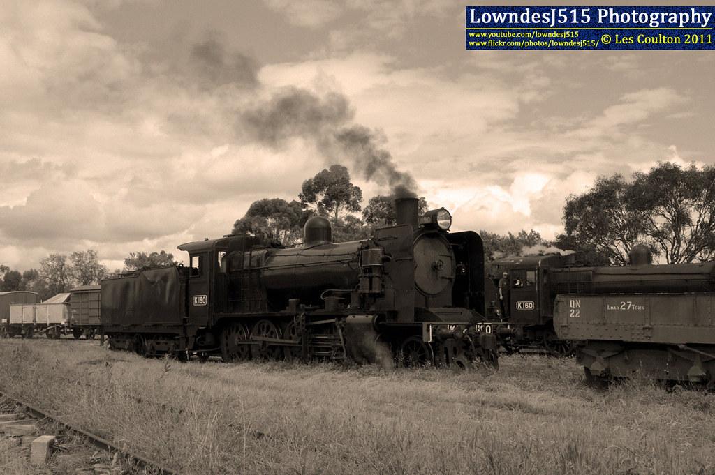 K190 & K160 at Maldon by LowndesJ515