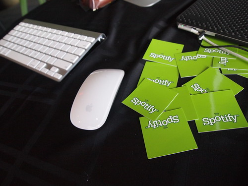Spotify cards | by magerleagues