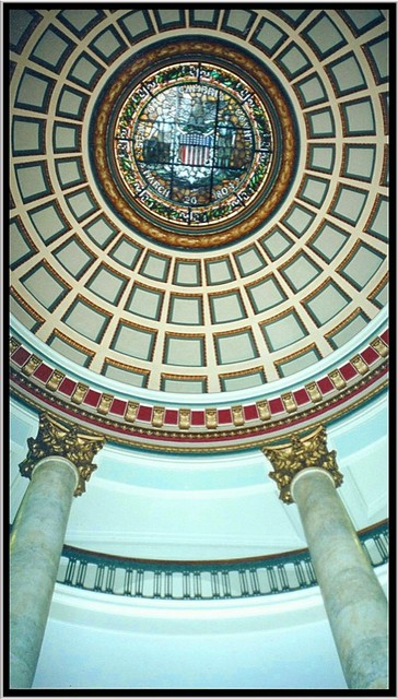 Ebensberg PA  ~ Cambria Courthouse PA ~ Dome