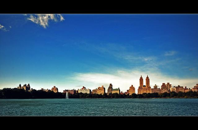 Stunning City