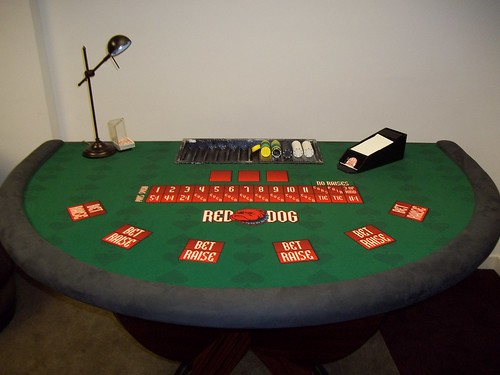 Red Dog Poker Game | by LMS Events & Entertainments