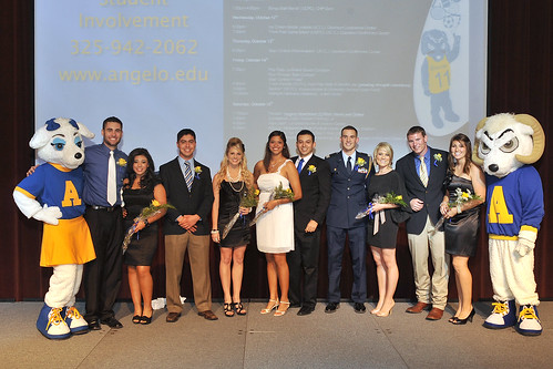 ASU 2011 Homecoming Nominees