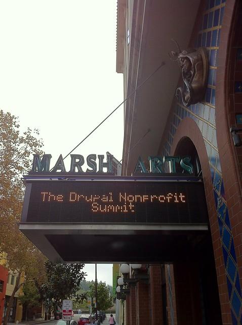 The Drupal Nonprofit Summit