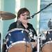 Rachel Wilson and Cajun Express at Festivals Acadiens et Créoles, Oct. 16, 2011