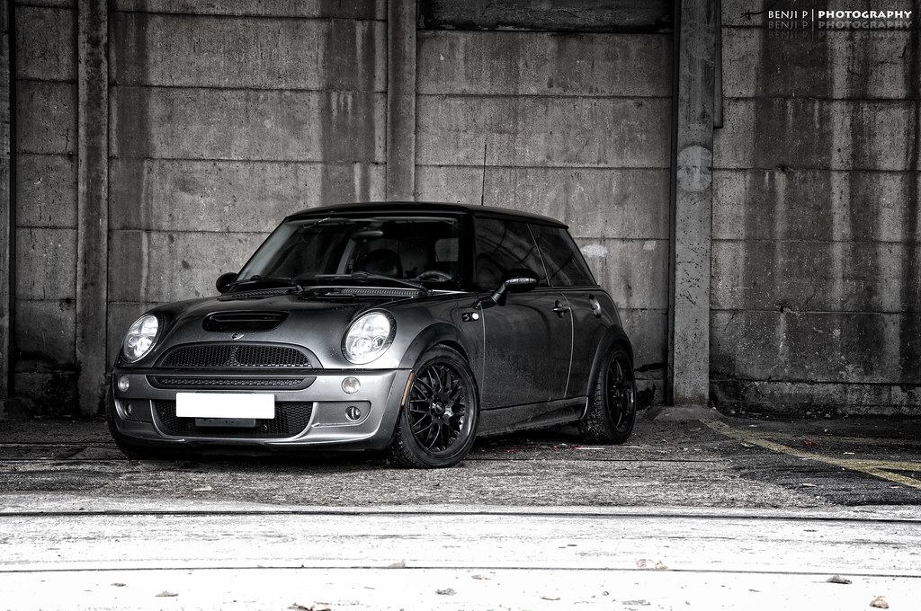 R53 Us Mini Cooper S Meeting Near Paris Editing Informatio Flickr