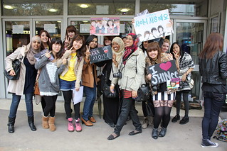 SHINee in London Concert: The Fans | One of the freshest and