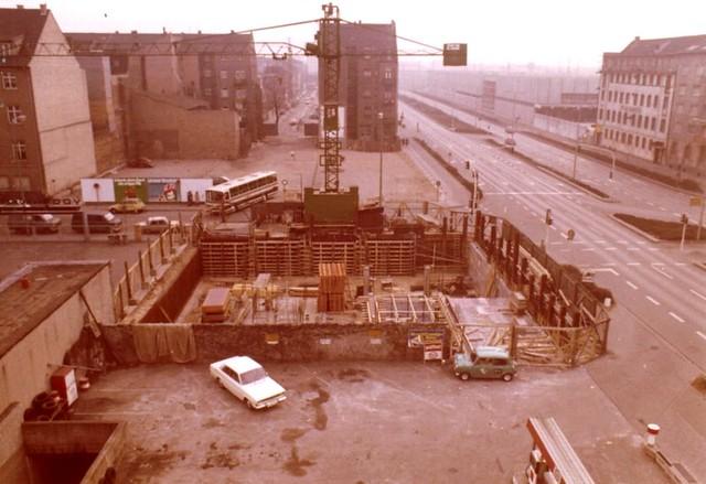 1972 - Das Arbeitsamt baut