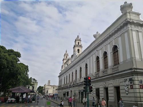 Centro Historico de Mérida en HDR