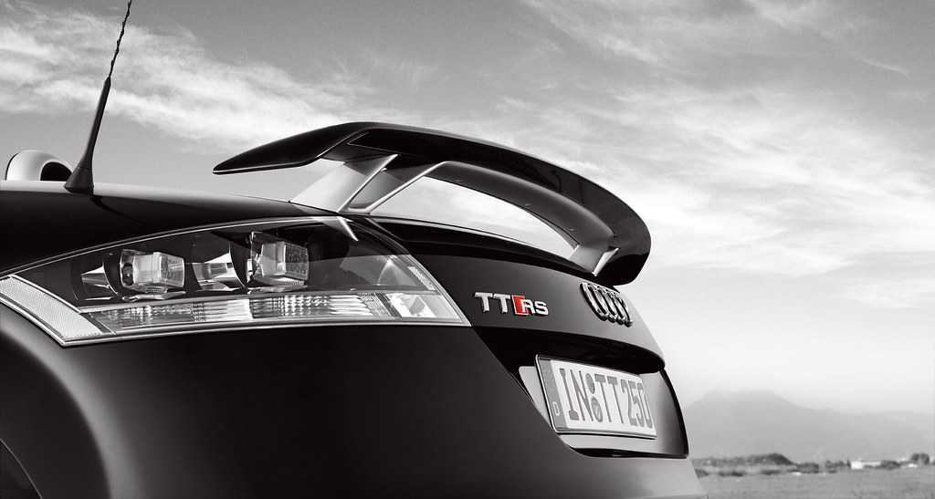 Audi TT RS Coupe/Roadster Spoiler | Customers wanting to ...