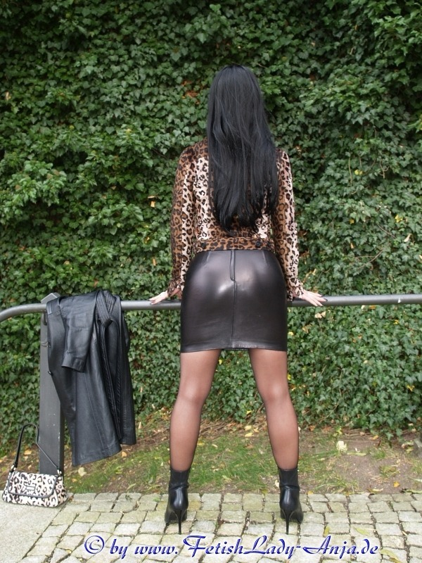 pre order discount on feet at skin tight leather skirt - a photo on Flickriver