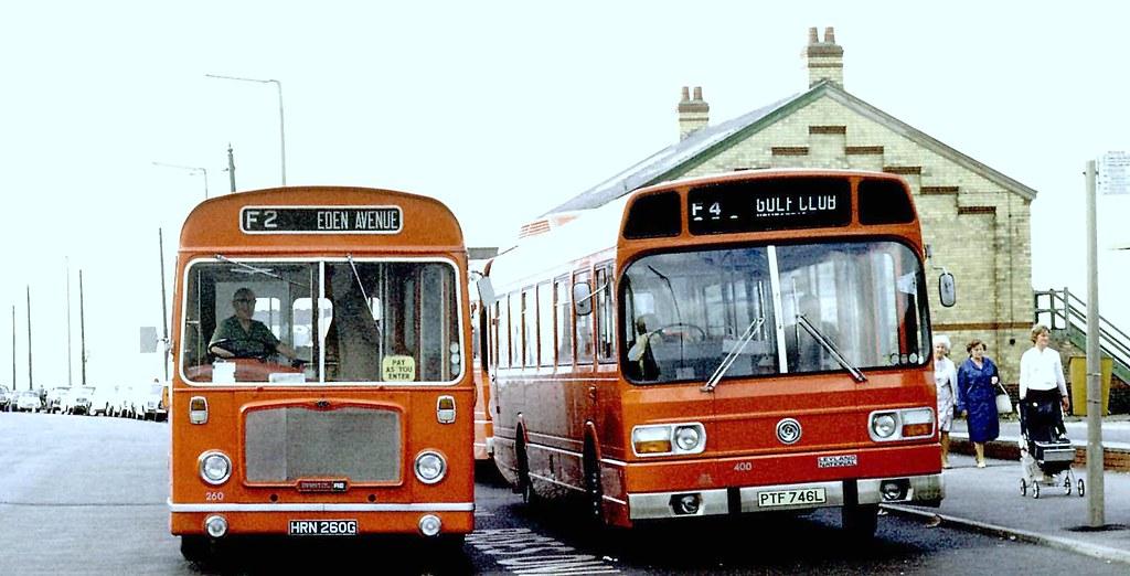 Ribble 1366 Blackpool Bus Photo Ref P1346