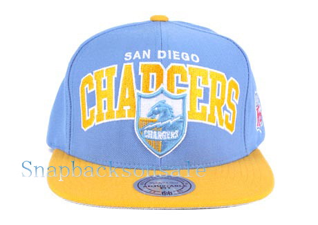 fefa6268d035ca ... NFL Mitchell & Ness - San Diego Chargers Snapback Hats | by Snapbacks