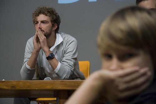 Alessandro D'Avenia all'università del Dialogo