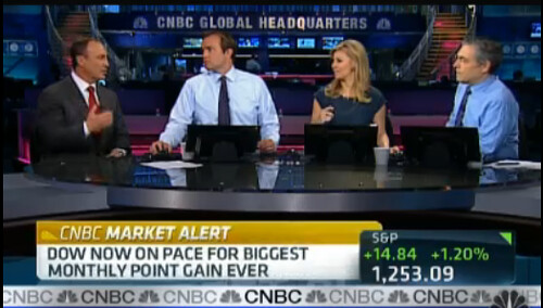 Keith_Springer_Live_on_CNBC_set | by Keith Springer