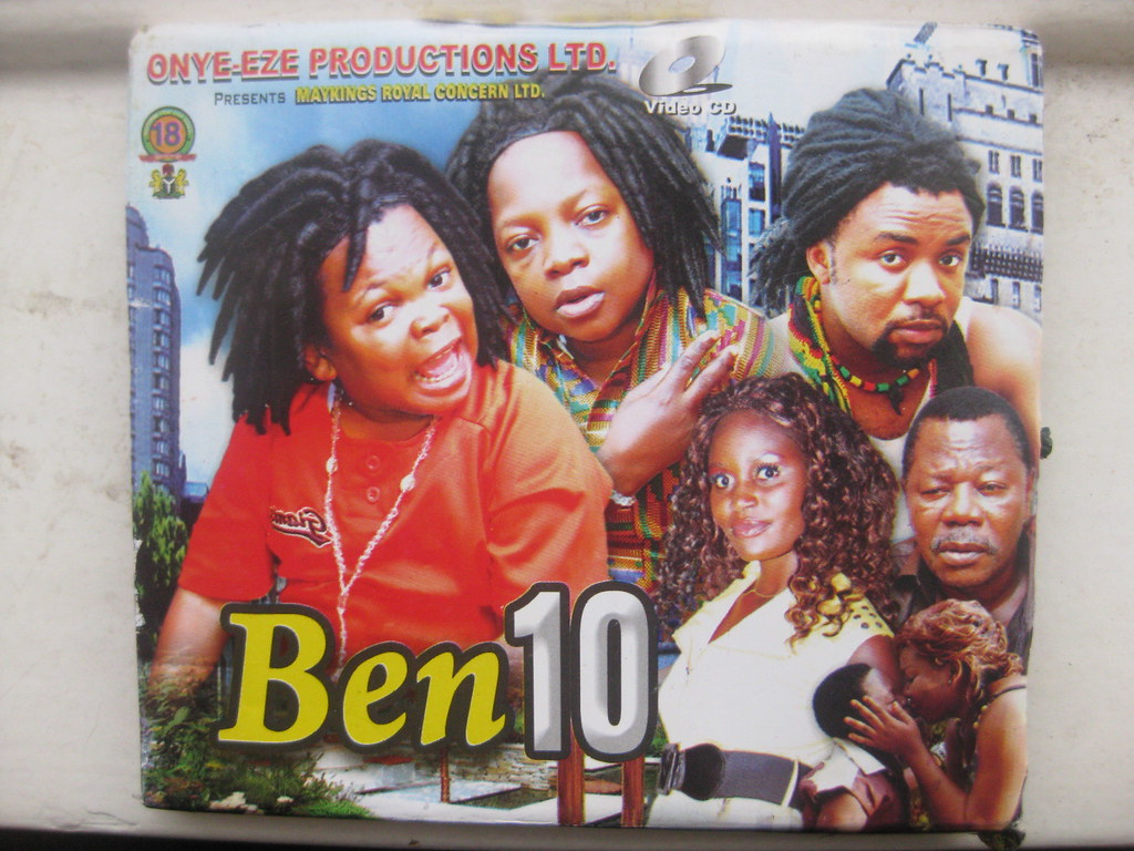 Ben 10 | To read African movie reviews check out Nollywood F